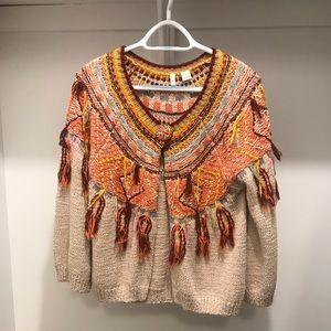 Sweater cardigan. Medium to large fit. 95% new.